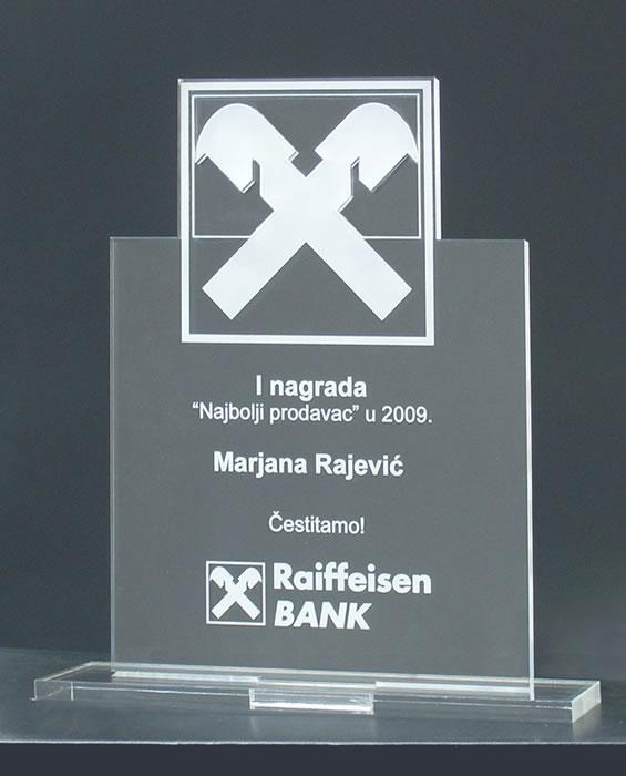 Raiffeisen Bank / Trofej