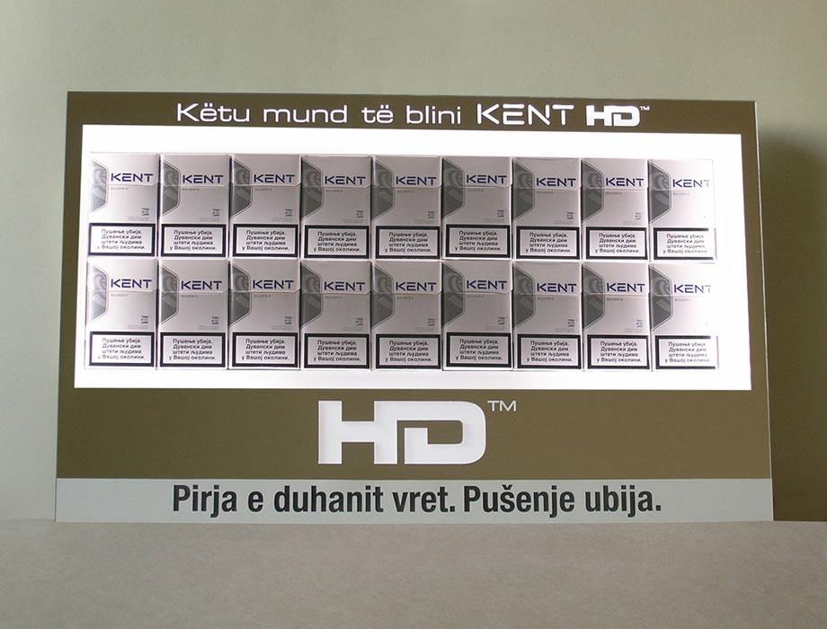 Kent / BAT / Kiosk dispenzer